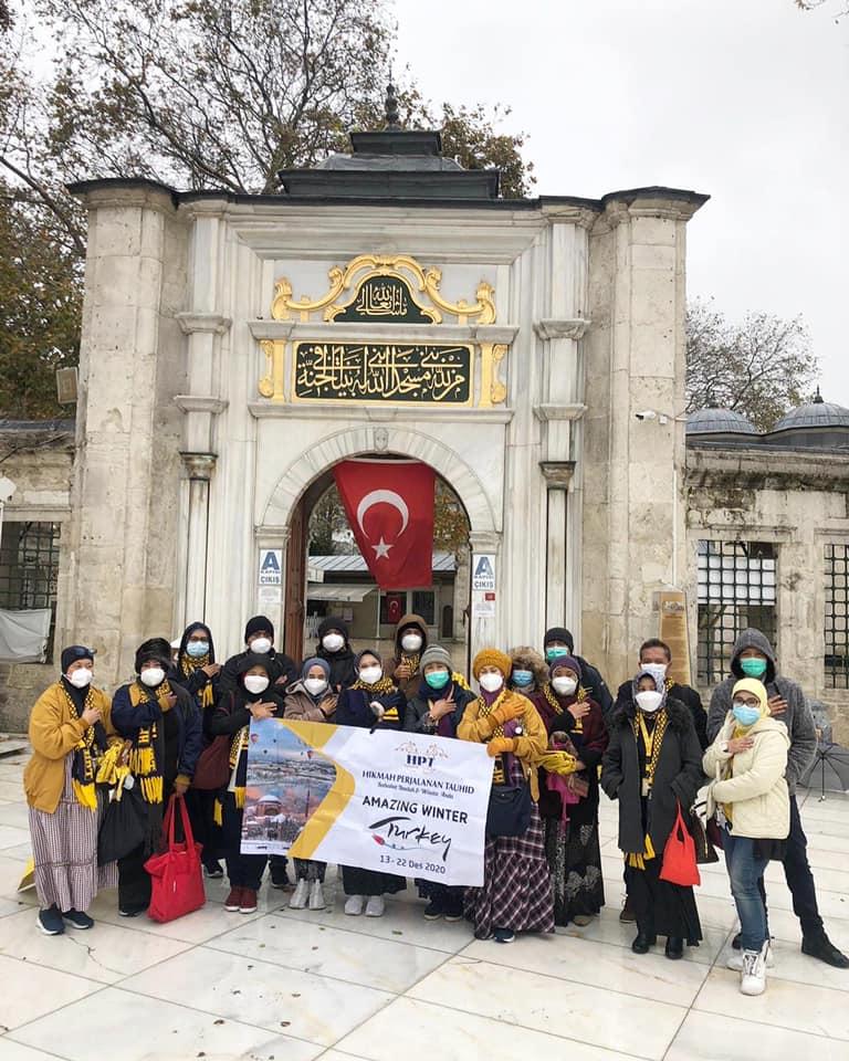 hpttourtravel.com-Ayub Al Anshori Mosque & Tomb